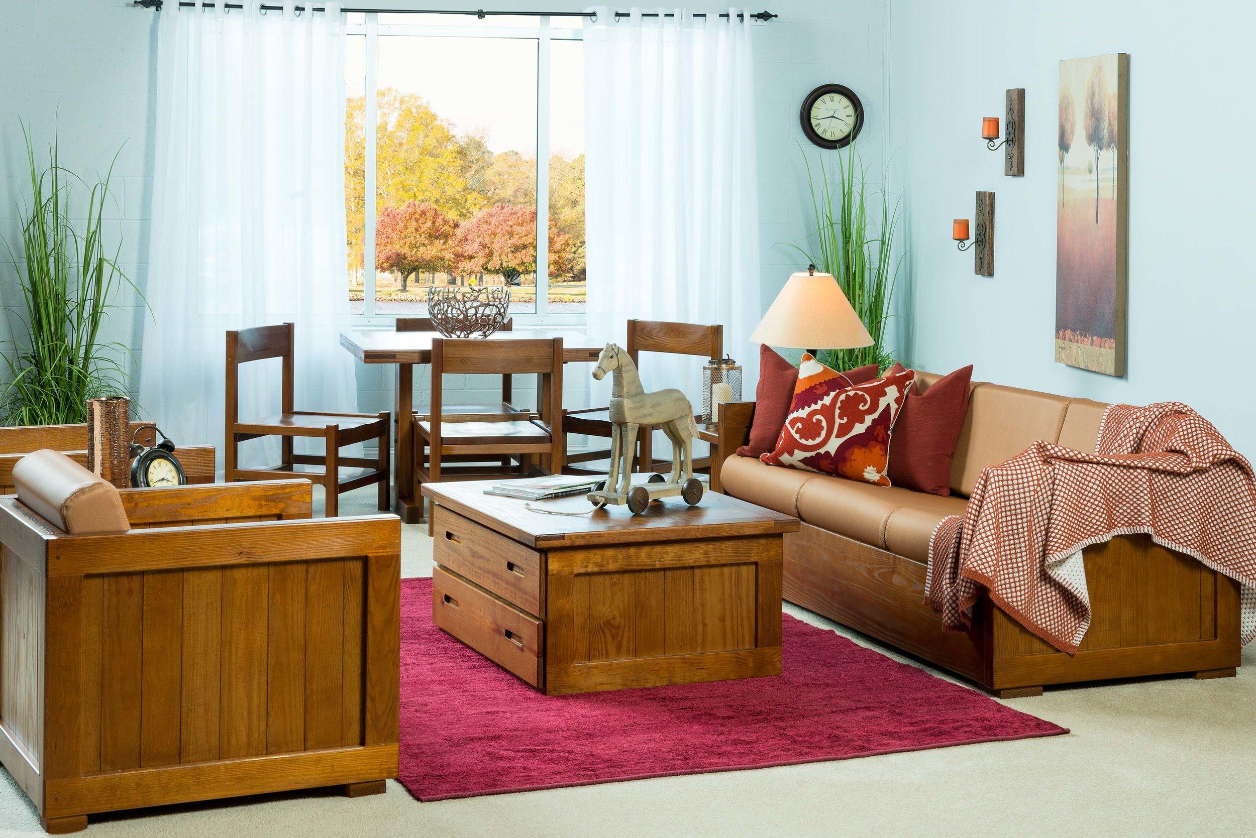 Classic Line FUrniture in Cherry