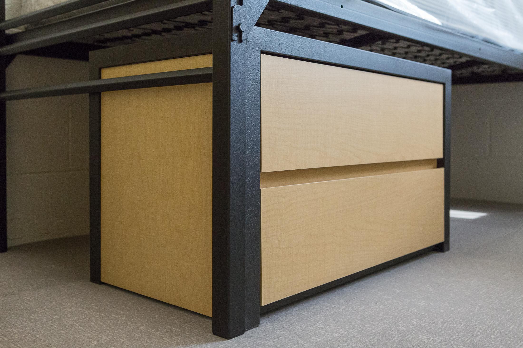 Ferrante underbed storage