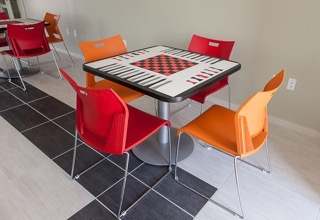 36 x 36 Game Table