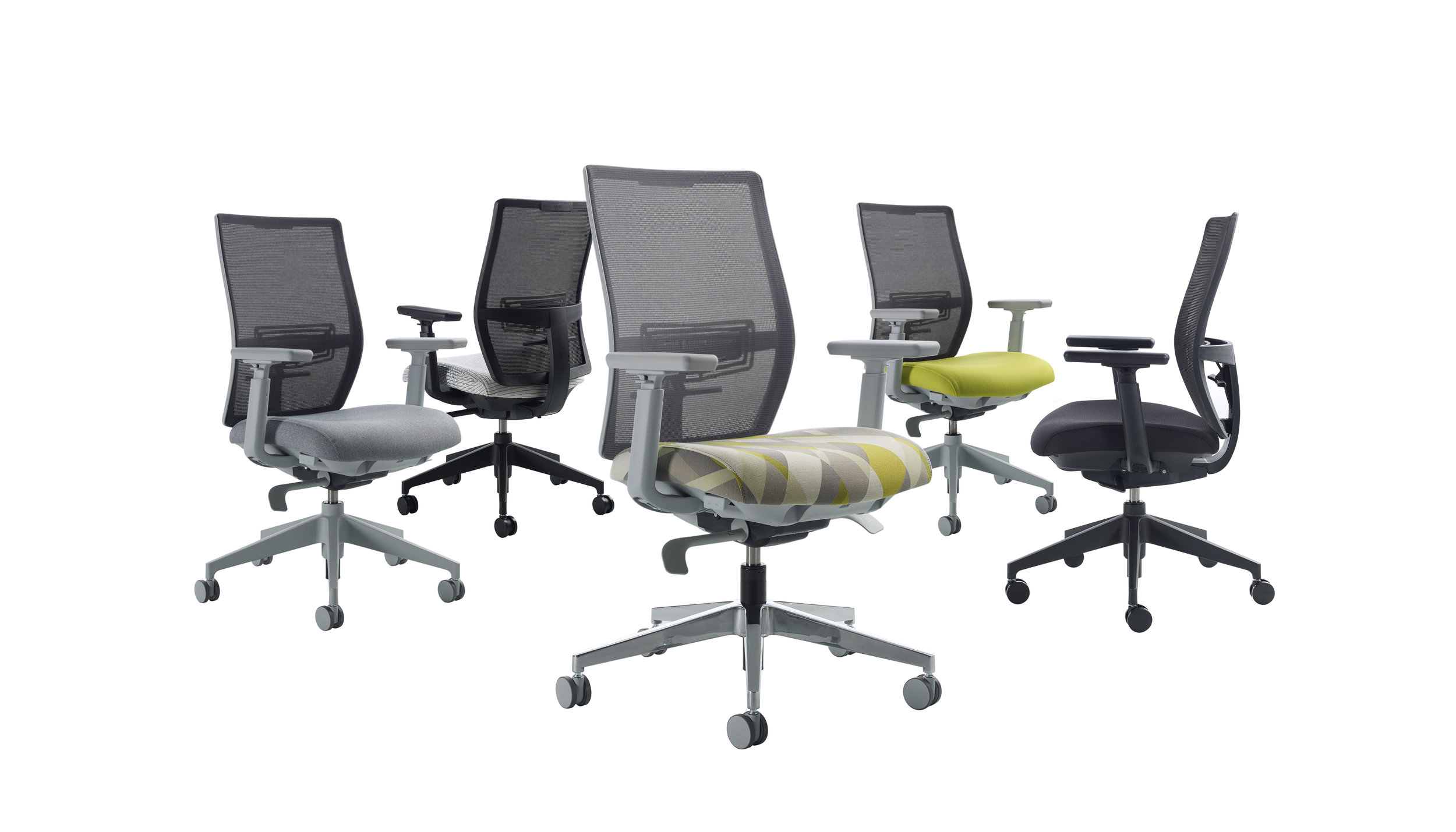 (4) Devens task seating - Do you want task seating in this area? Slideshow mentions 4 chairs, 2 task chairs