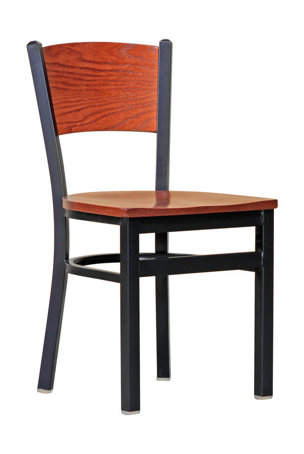 8 janine chairs - wood stain options available