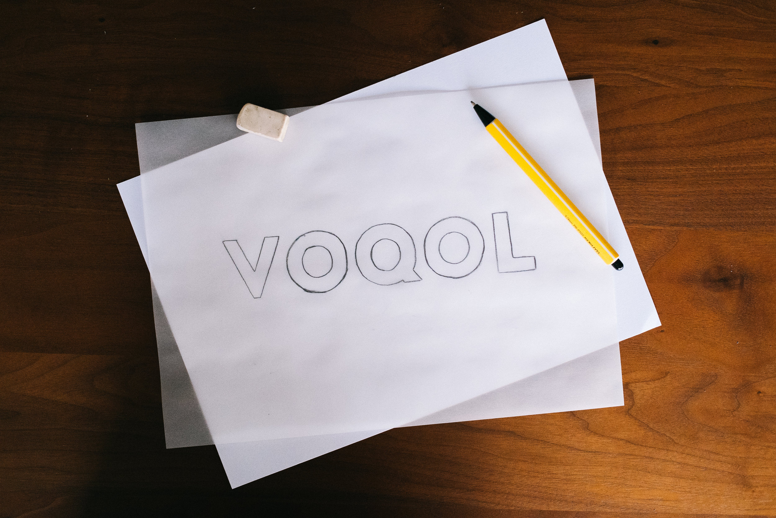 """VOQOL is a wordplay on """"vocal"""" and """"QOL"""" which means, """"Quality of Life"""" ©Joel Tay 2016"""