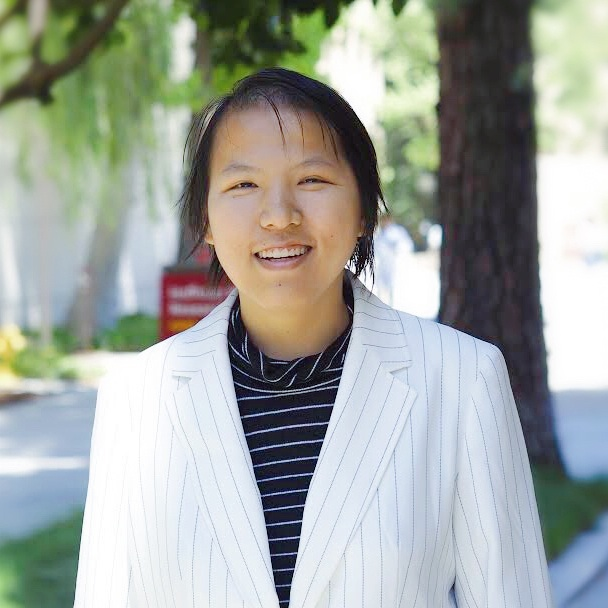 Yue Zhang is a Ph.D. candidate at the USC School of Pharmacy. She completed her Master's degree at Cornell University. Yue is currently working in the Dr. Curtis Okamoto's Lab, where she studies the function of Nlrp12, which is a Pattern Recognition Receptor in the innate immunity.