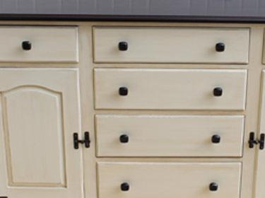 sideboard or vanity