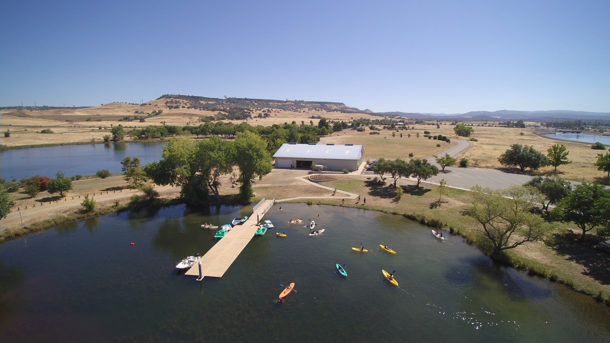 Forebay Bird's Eye