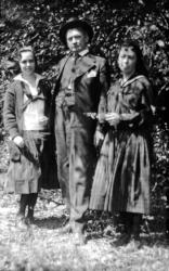 Georgia Watson, Tom Watson, Georgia Lee, 1920.