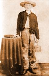 Tom Watson, c.1867