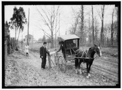 Rural Free Delivery, c. 1910