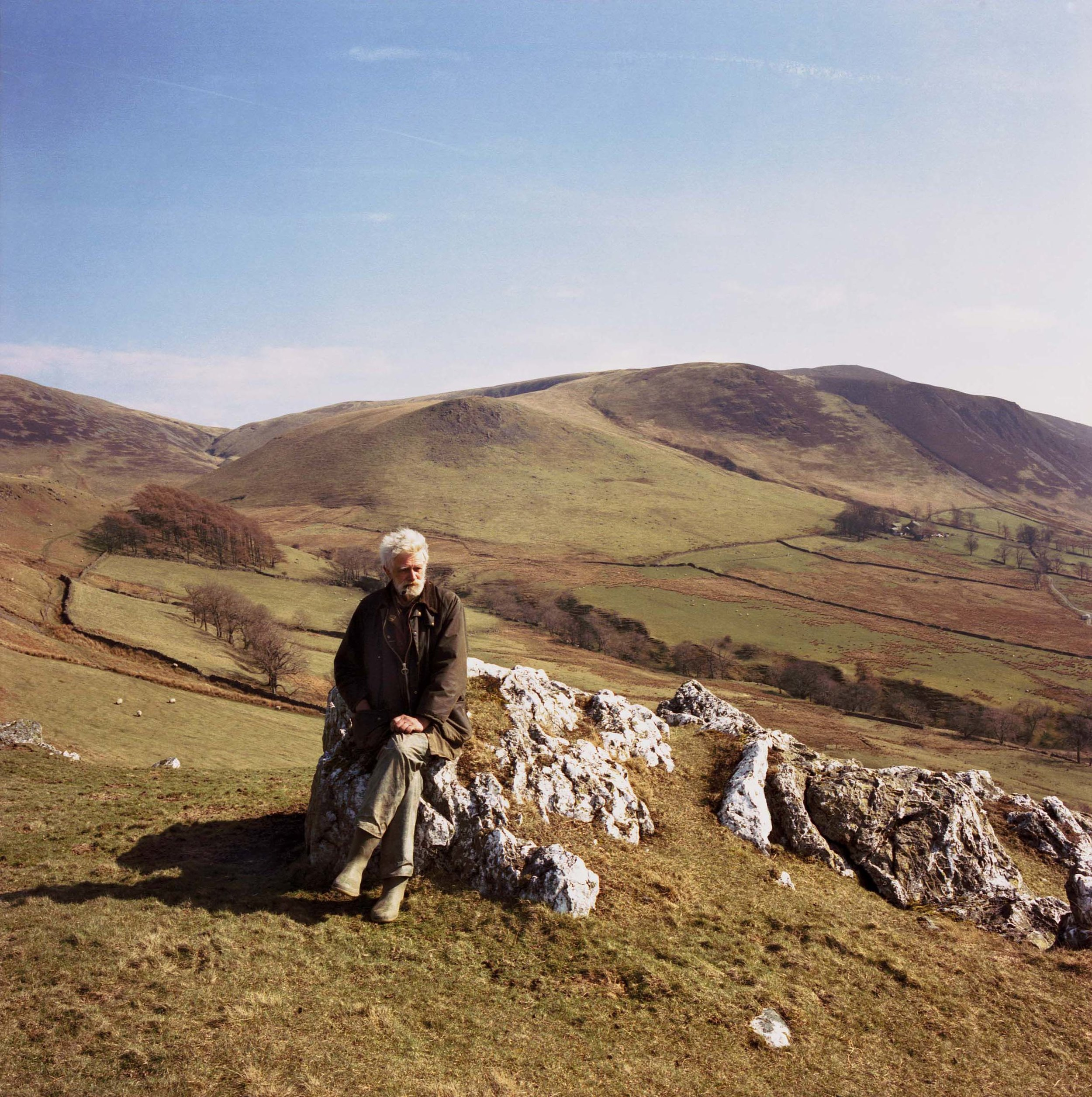 Hill Farmer, Cumbria