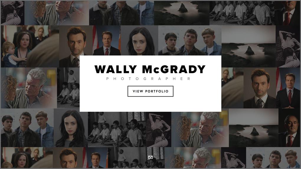 WALLY MCGRADY / photographer