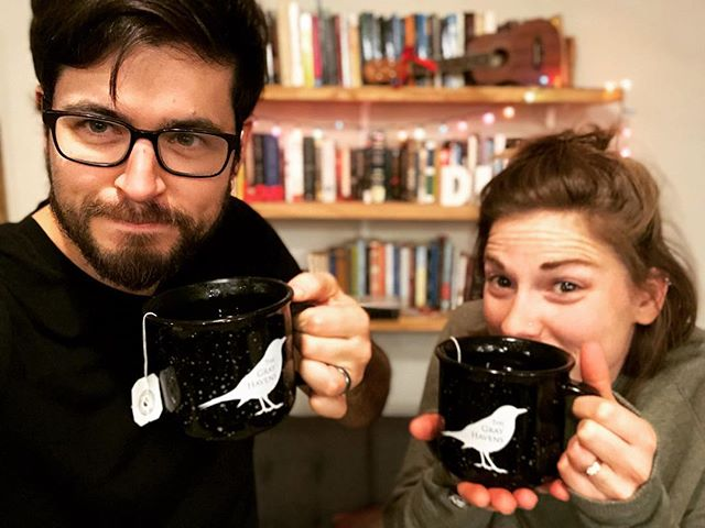 MUGS! A good mug is hard to find. These mugs are good mugs. Capable of holding any hot drink (with the added bonus of having a friendly bird on it) 🤯Just arrived and available at our online store🎄☃️☕️ 😊 Licia also says to make sure you know they are dishwasher safe... Link in profile. Tag a friend who is a coffee or mug snob!