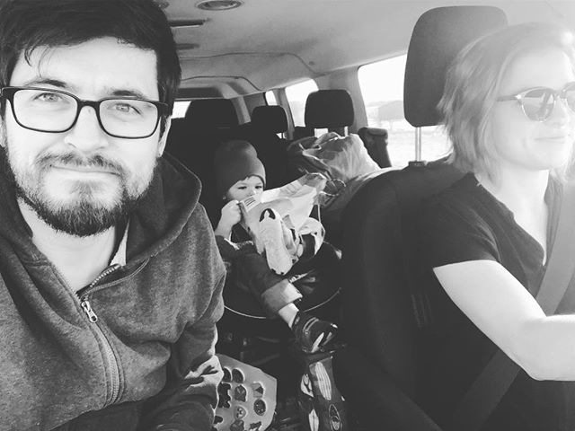 Heading to our show in Des Moines tonight! Come see us yo! Details on our website thegrayhavensmusic.com