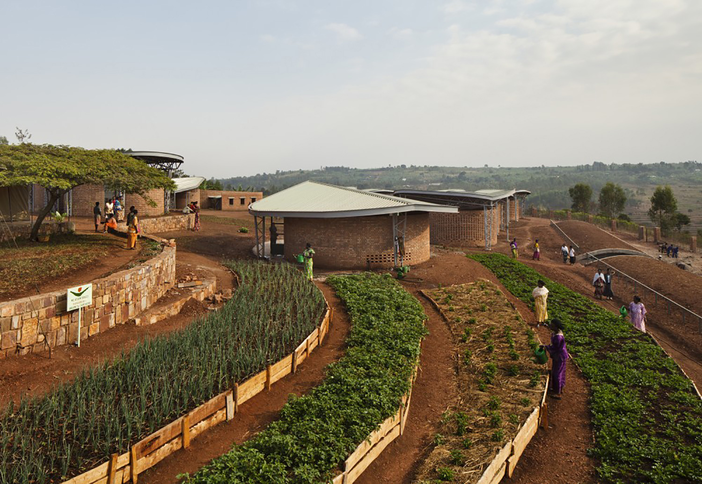Women's Opportunity Center in Rawanda