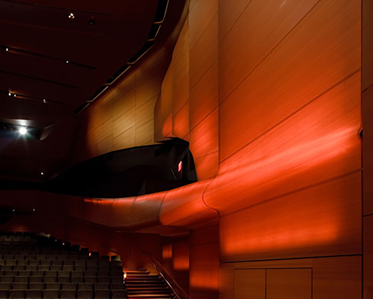 Alice Tully Hall in Lincoln Center