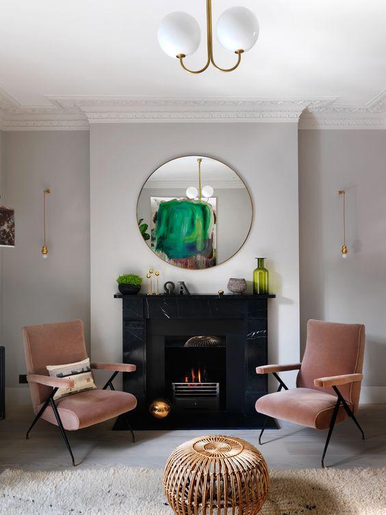 Fashion Stylist Sukeena Rao's Notting Hill Home