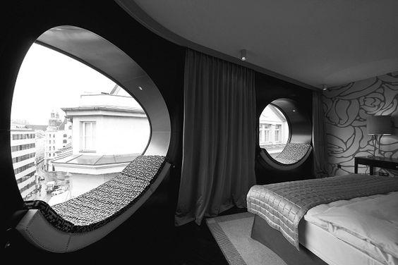 Hotel Topazz, Vienna