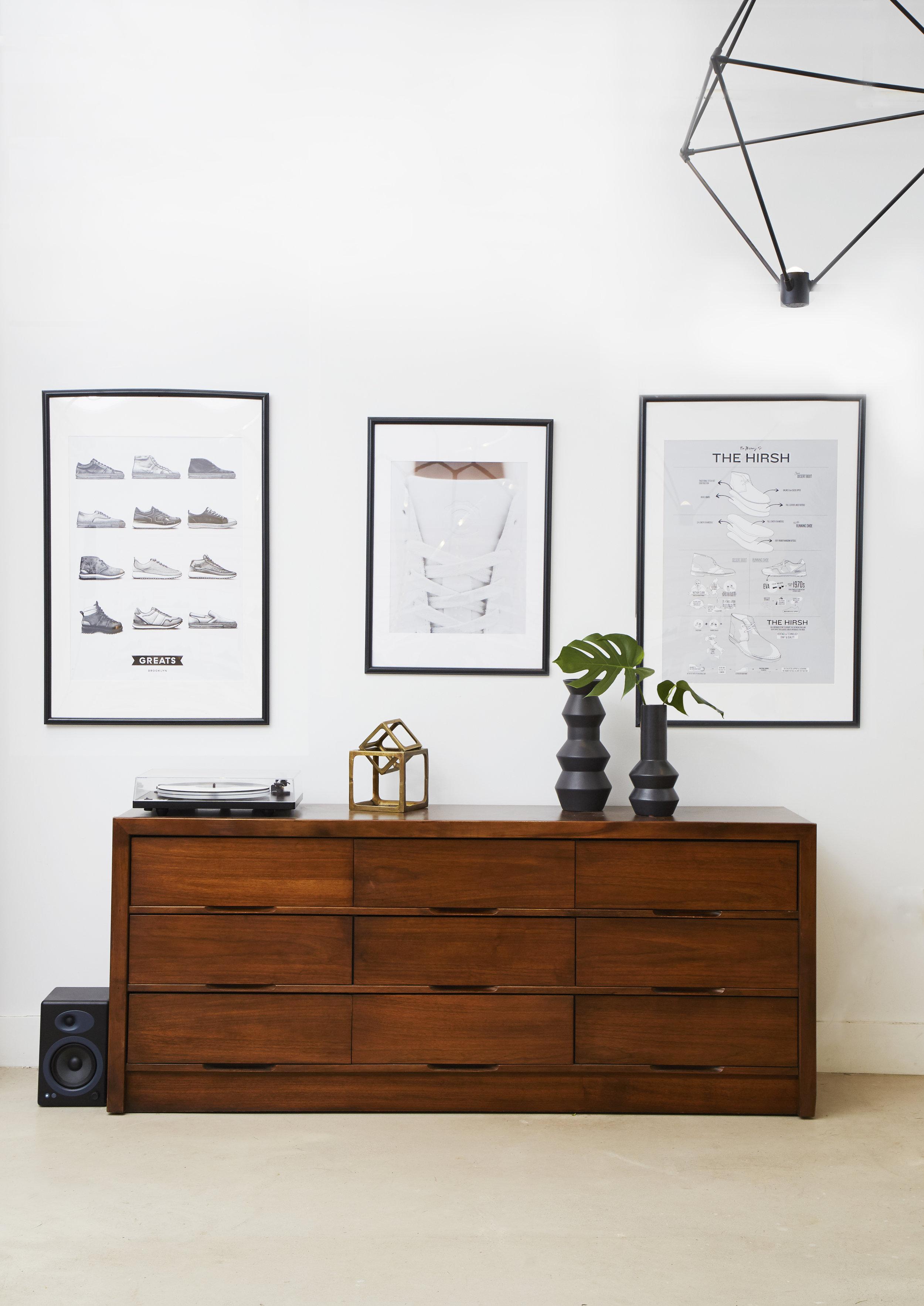 modern NYC retail interior design by Lorla Studio