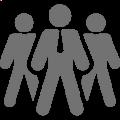 Connected Teams Icon