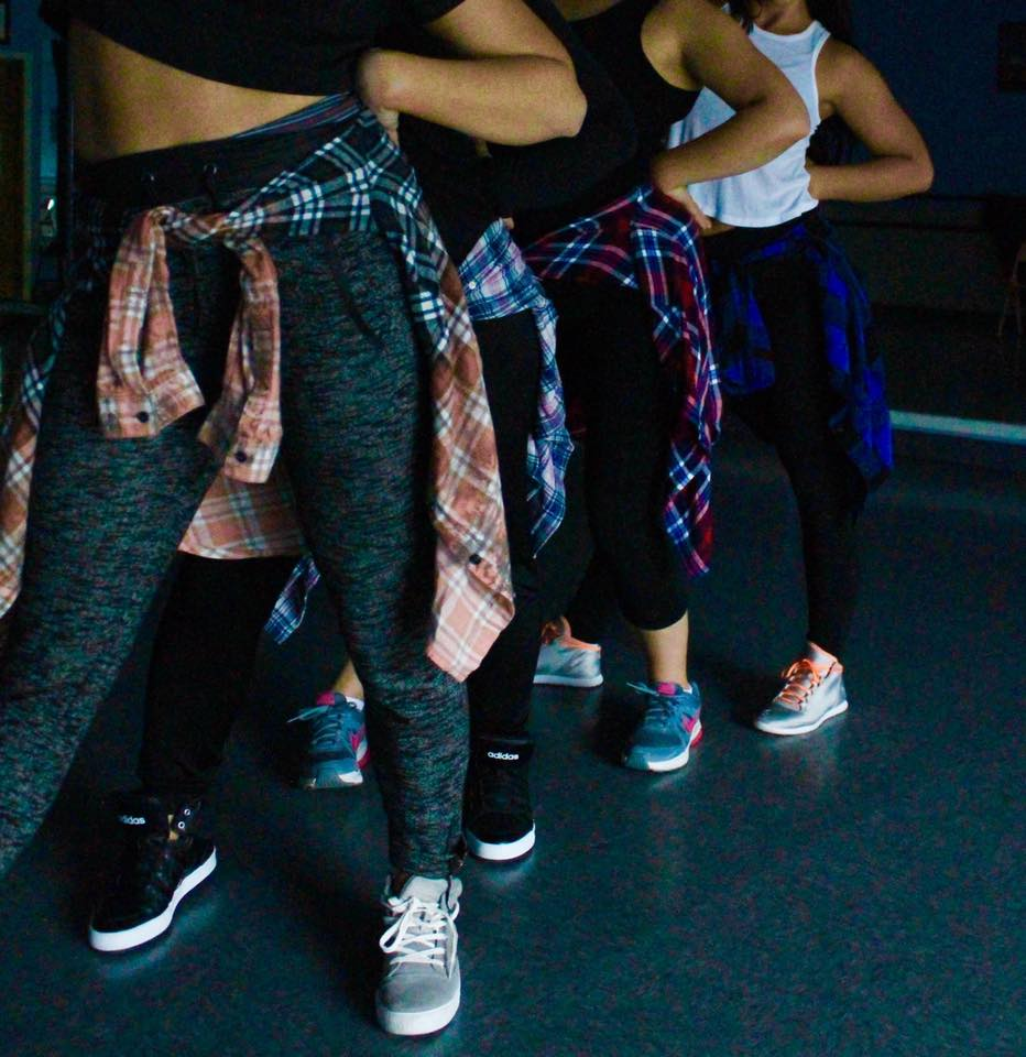 Learn choreographed dance routines just like in music videos while getting a great cardio workout at the same time! Image courtesy of Visceral Movement.