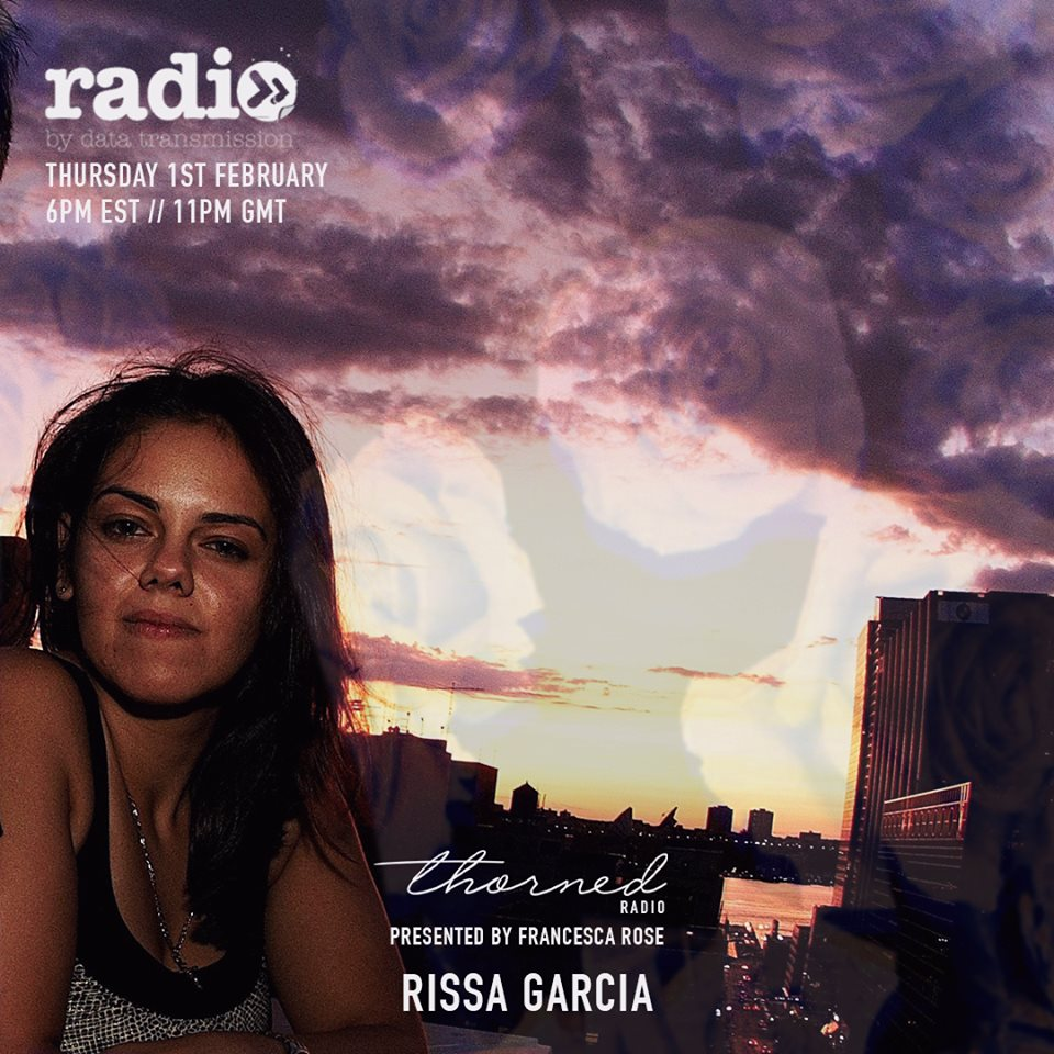 Thorned Radio's Francesca Rose caught up with her guest mixer for this month – Rissa Garcia  Firstly, I would like to thank you for taking the time out to chat with us. We're so happy to have you on board and thrilled to premiere your groovy guest mix on February 1! Please do tell us a little about yourself and your background for those who aren't familiar with New York City's favorite female House DJ.   Read more
