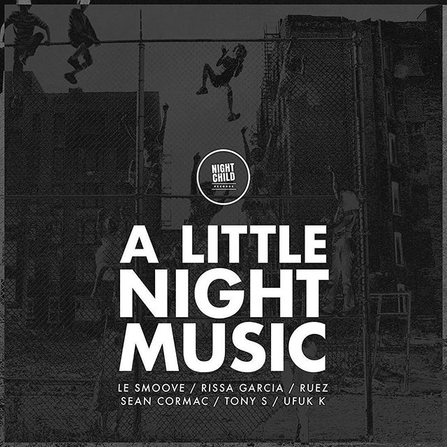 New Various Artist release featuring tracks with a lil something different for everyone from Le Smoove, Sean Cormac, Ruez, Tony S, Ufuk K plus label boss Rissa Garcia out today on most digital platforms  #nightchildrecords  #housemusic #garage #deephouse #music #traxsource #beatport #amazon #apple #spotify #tidal #release #download #stream #listen #exclusivemusic