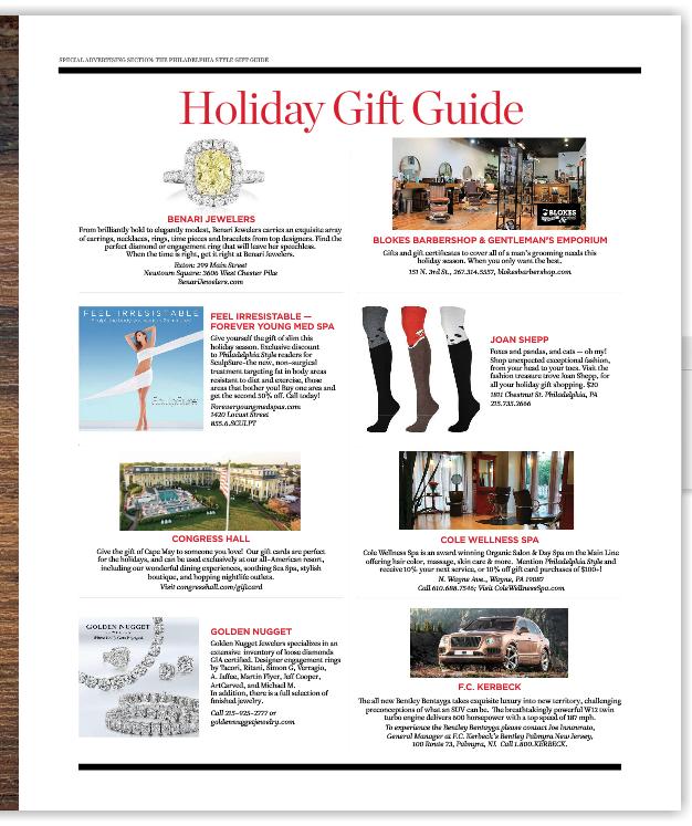 Philadelphia Style Gift Guide copy