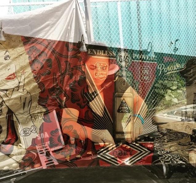 Coney Island Art Walls