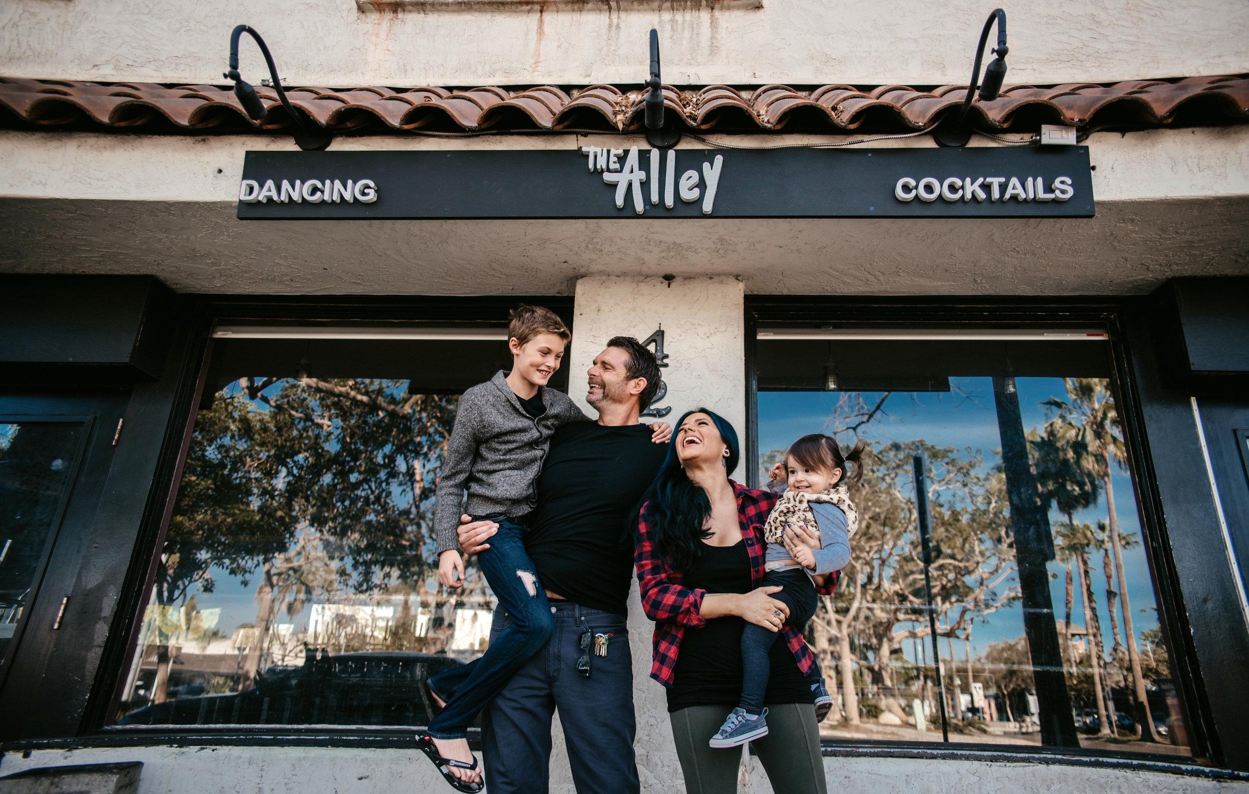 maley family -