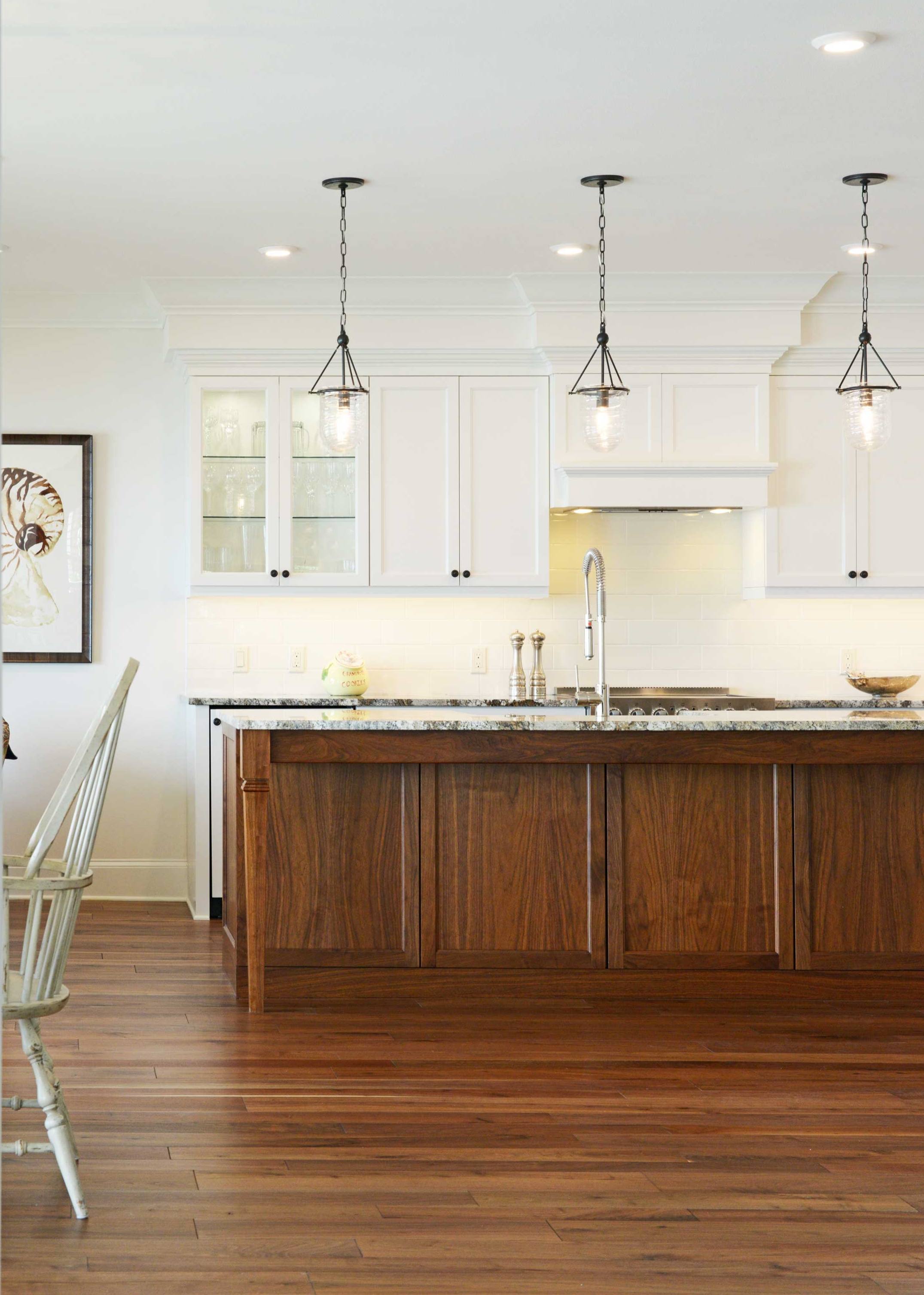 Kitchen Renovation as Part of a Complete Home Remodel