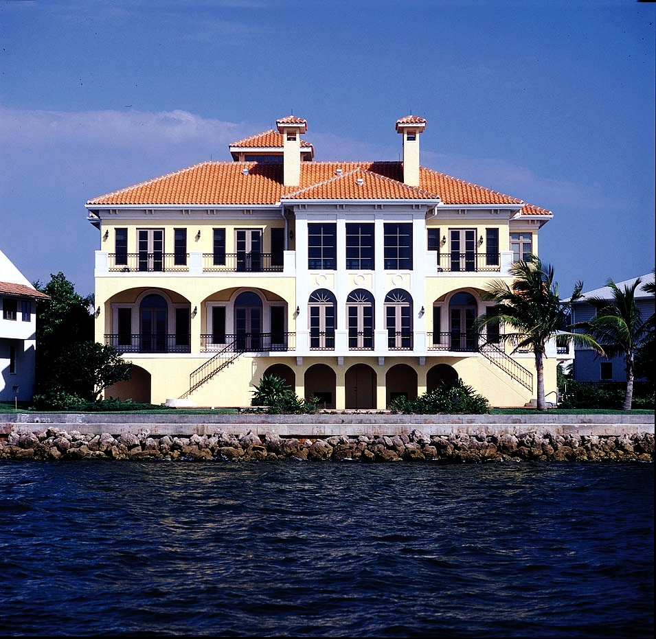 Commercial and Residential design-build, shoreline builders of south west florida