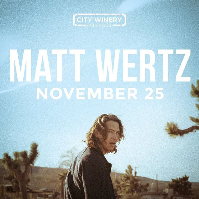 Nashville, come join me and a 'Very Special Surprise Guest Opener' as we kick off Thanksgiving week at @citywinerynsh Tix on bio 🙌🔥