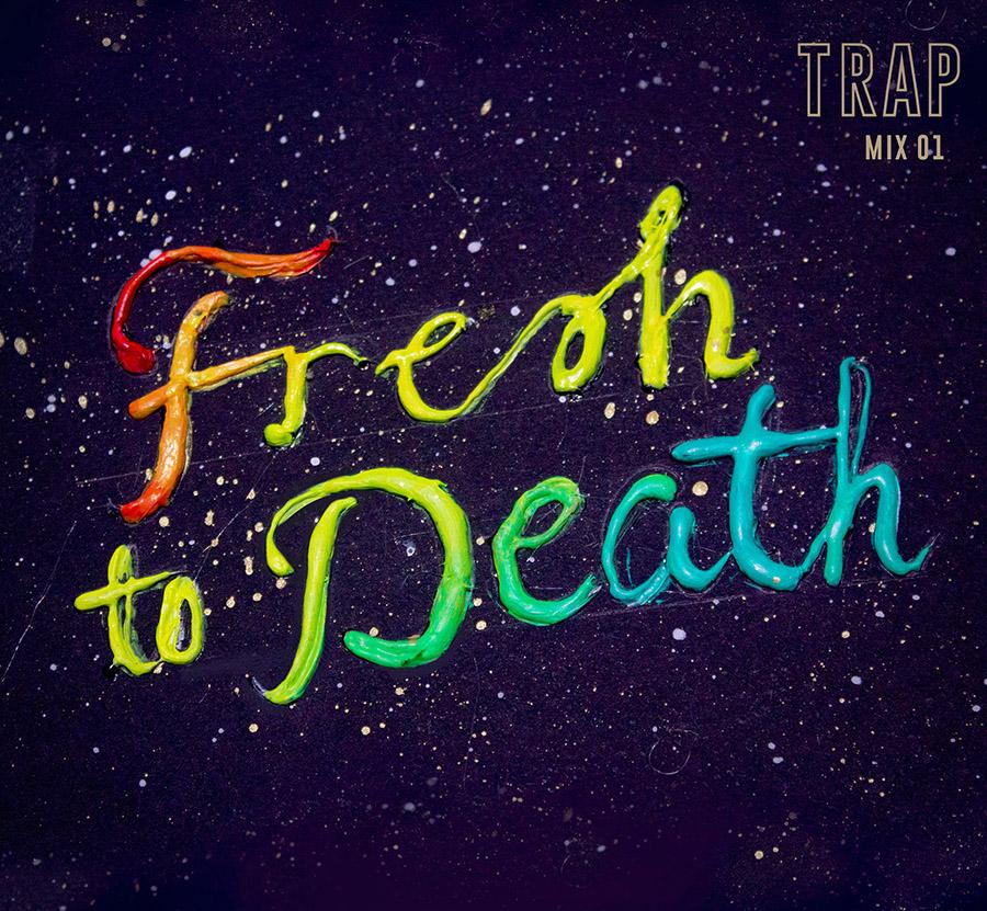 Album Cover - Trap mix 01