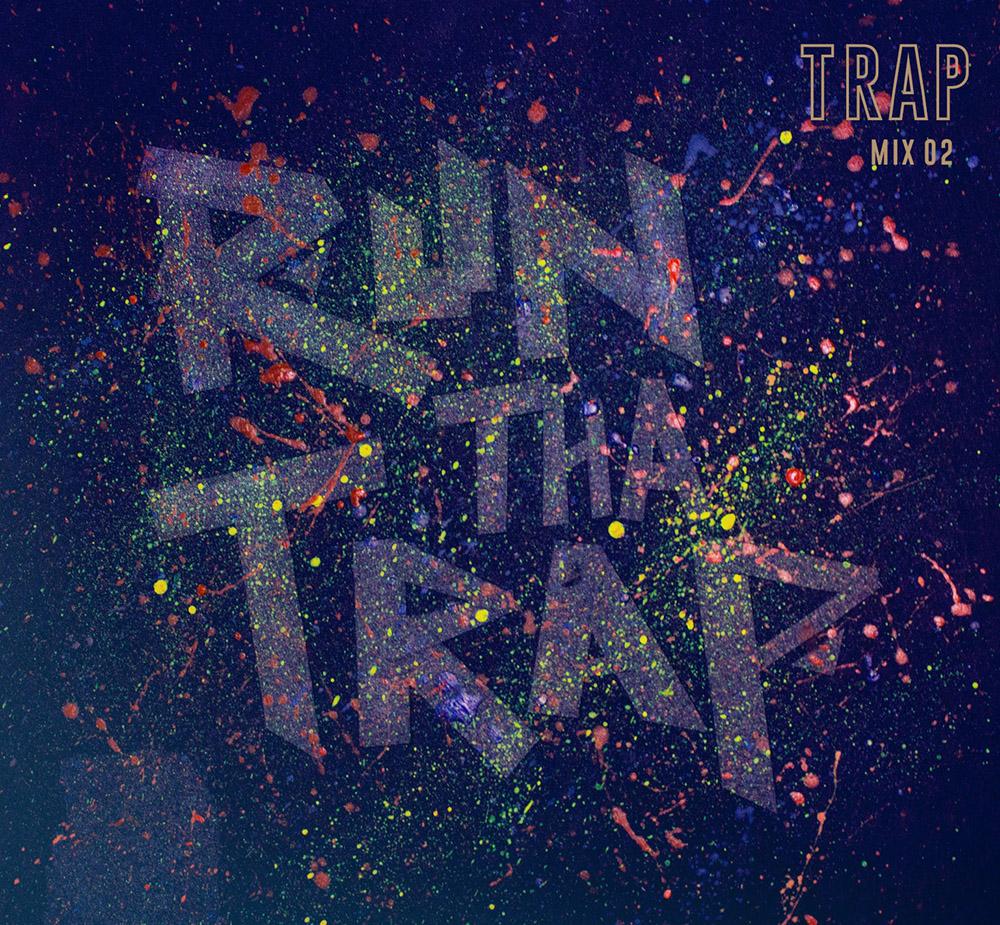 Album Cover - Trap mix 02