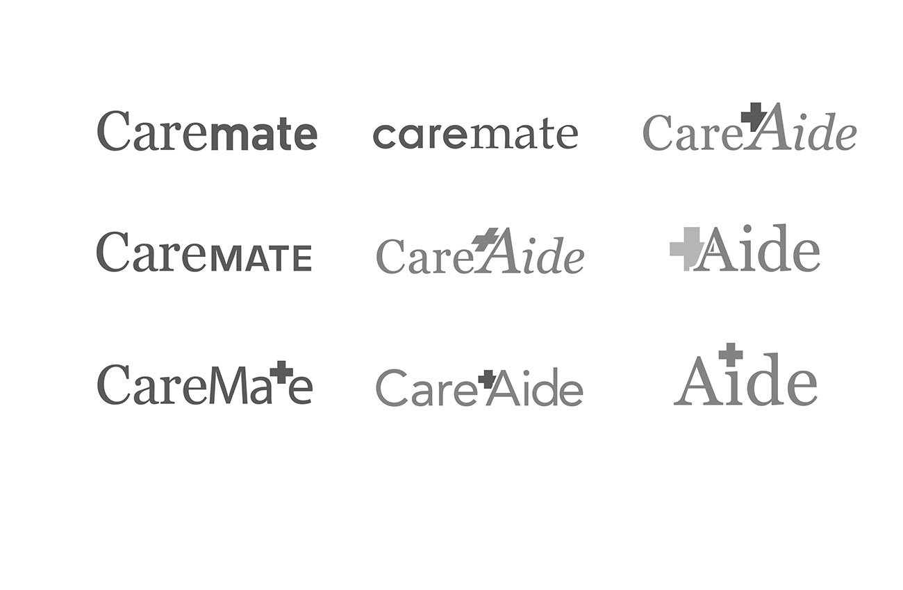 Logotype variations