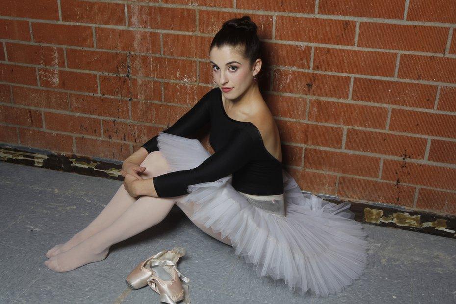 Rebecca Correia is currently a freelance performing artist in New York City.Photo: Eduardo Contreras, San Diego Union Tribune