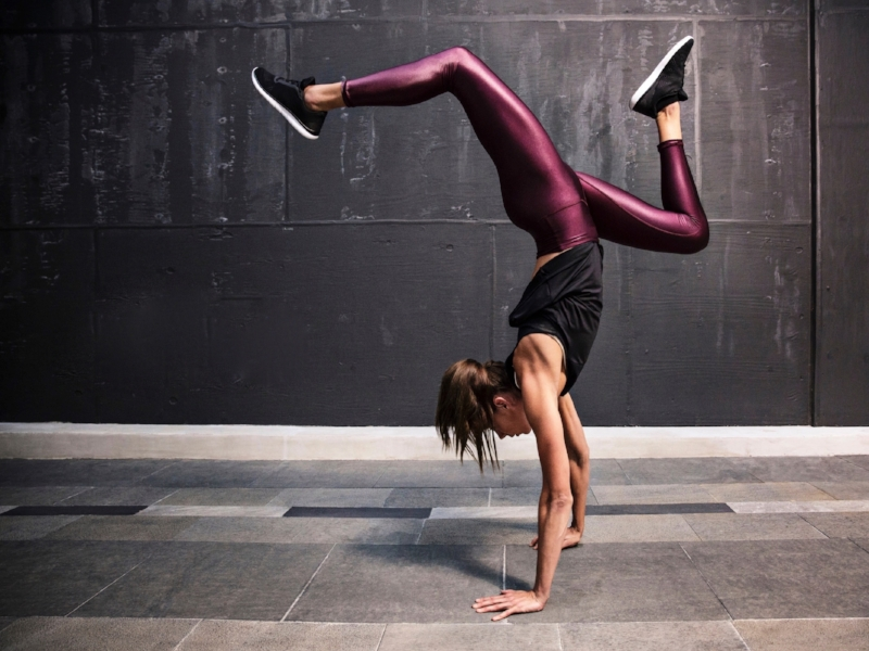 Define Your Inspiration with the DYI activewear line available now at The Boutique.