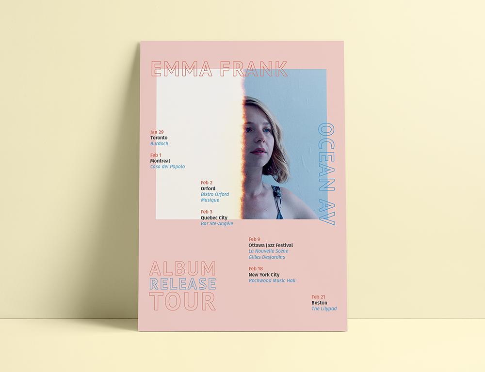 Lucy Andersen poster_Emma Frank Album Release.png