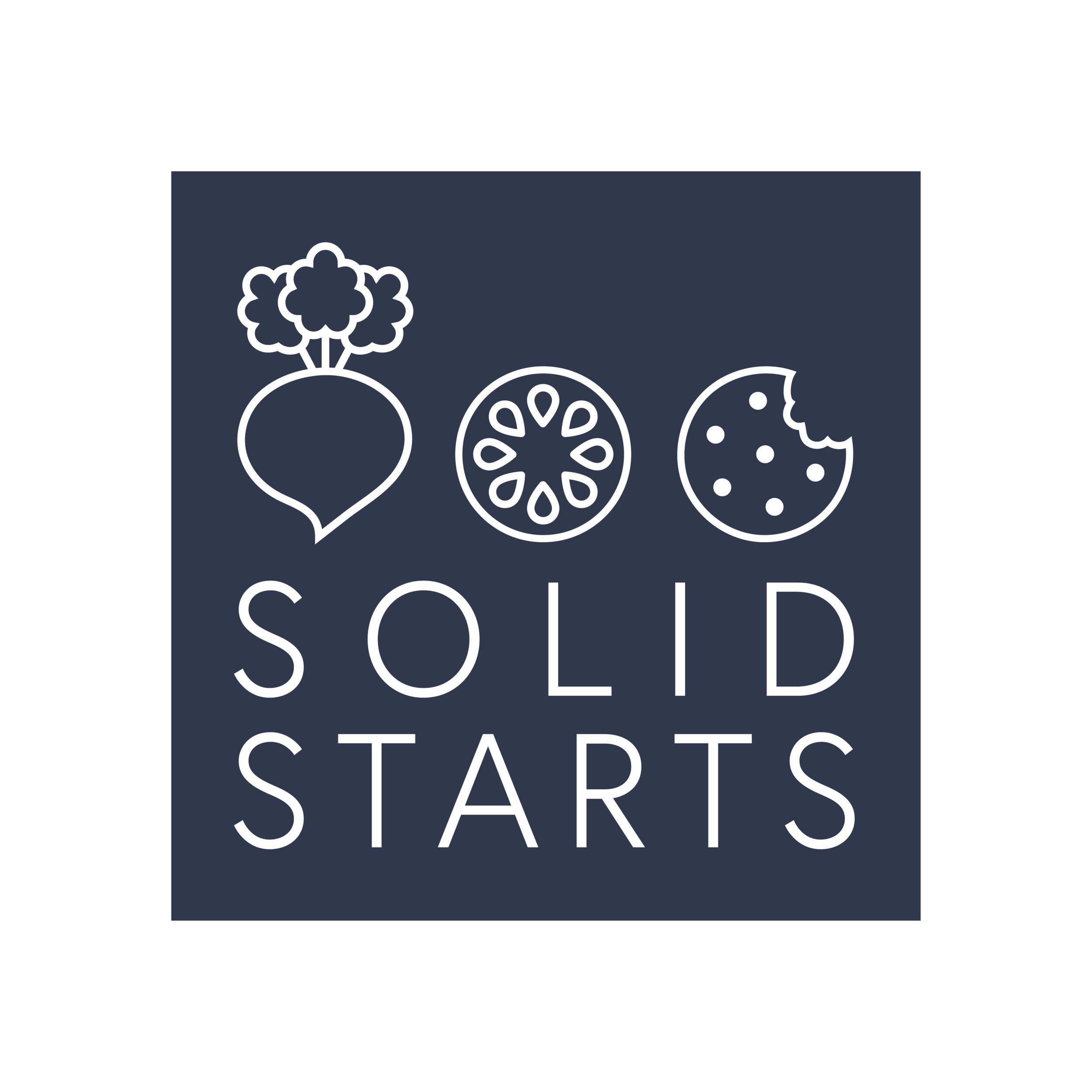 Comprehensive online resource for introducing solid foods to babies