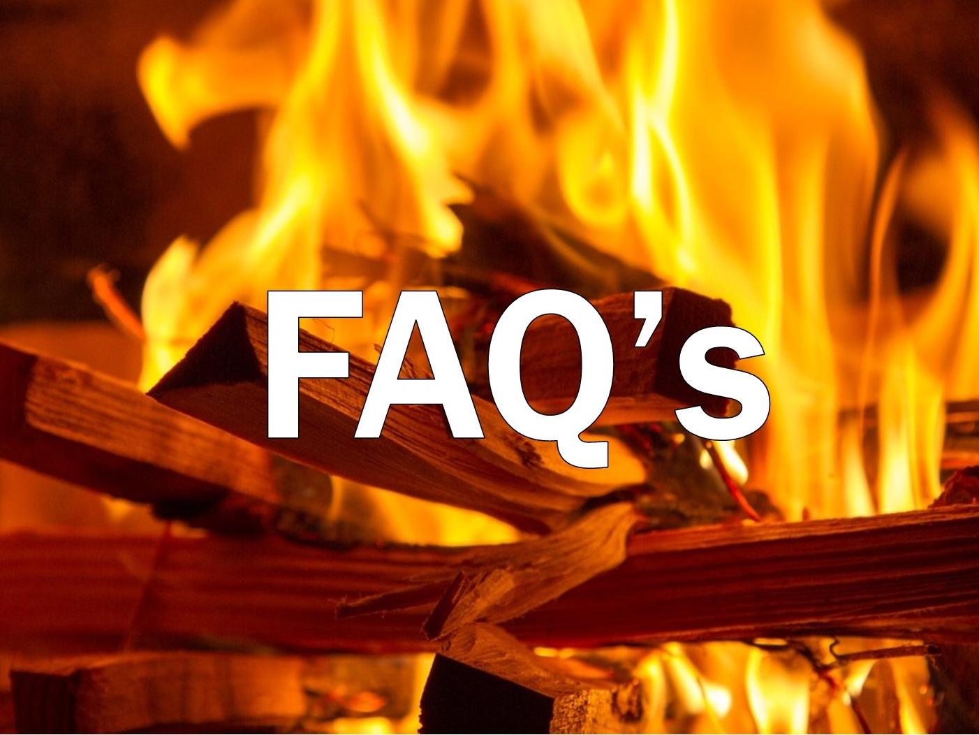 Click to viw FAQ's