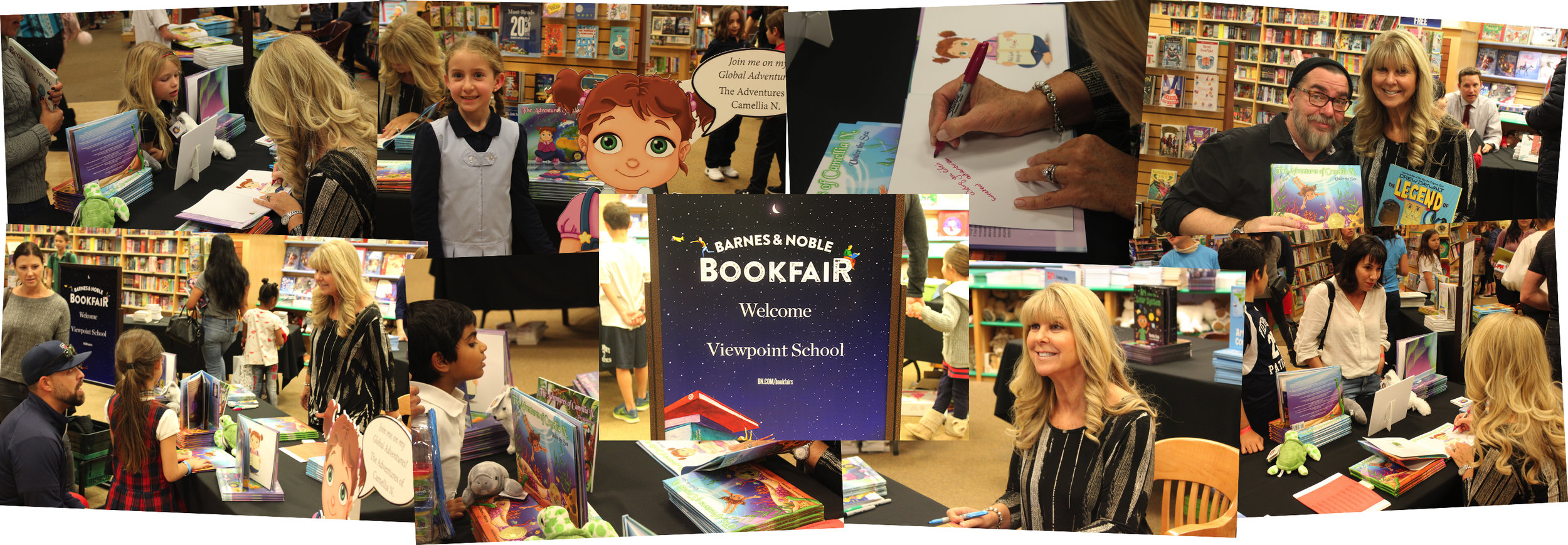 VSSA Winter BookFair Viewpoint School