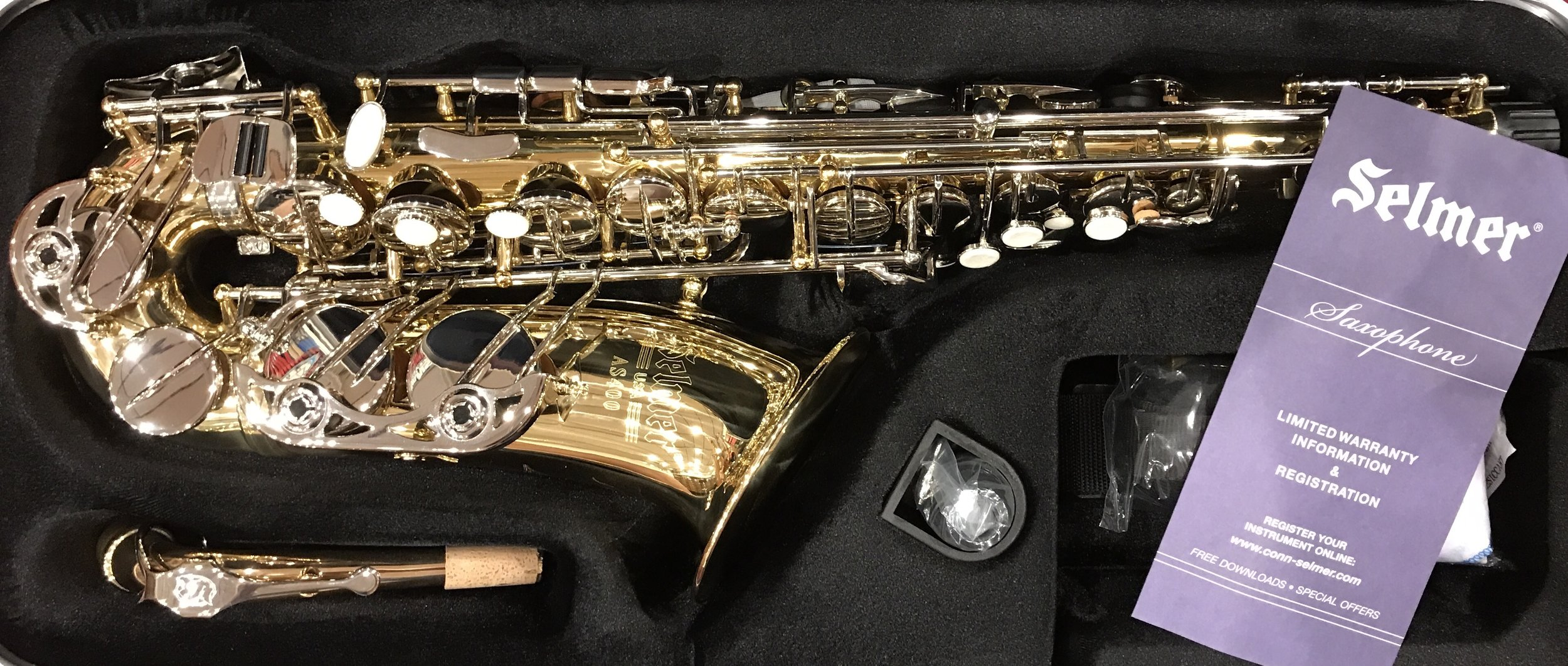 Alto Sax Rental — JW Music