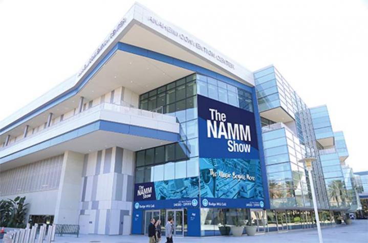 NAMM 2019!
