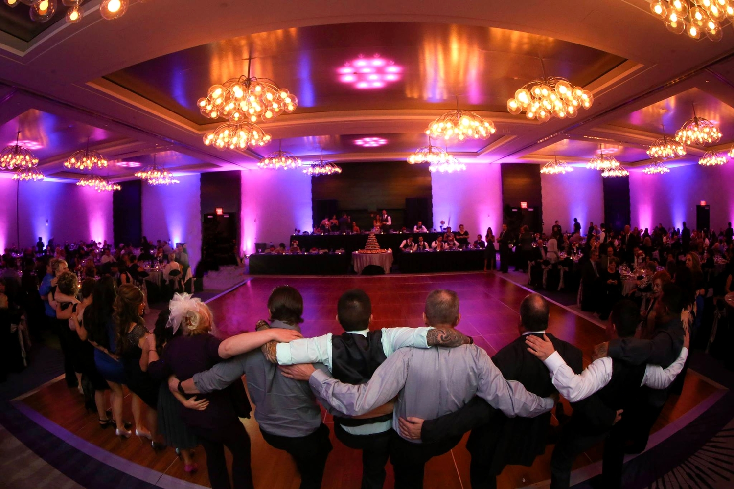 Turner Music Productions Rochester NY Wedding DJ ServiceUp