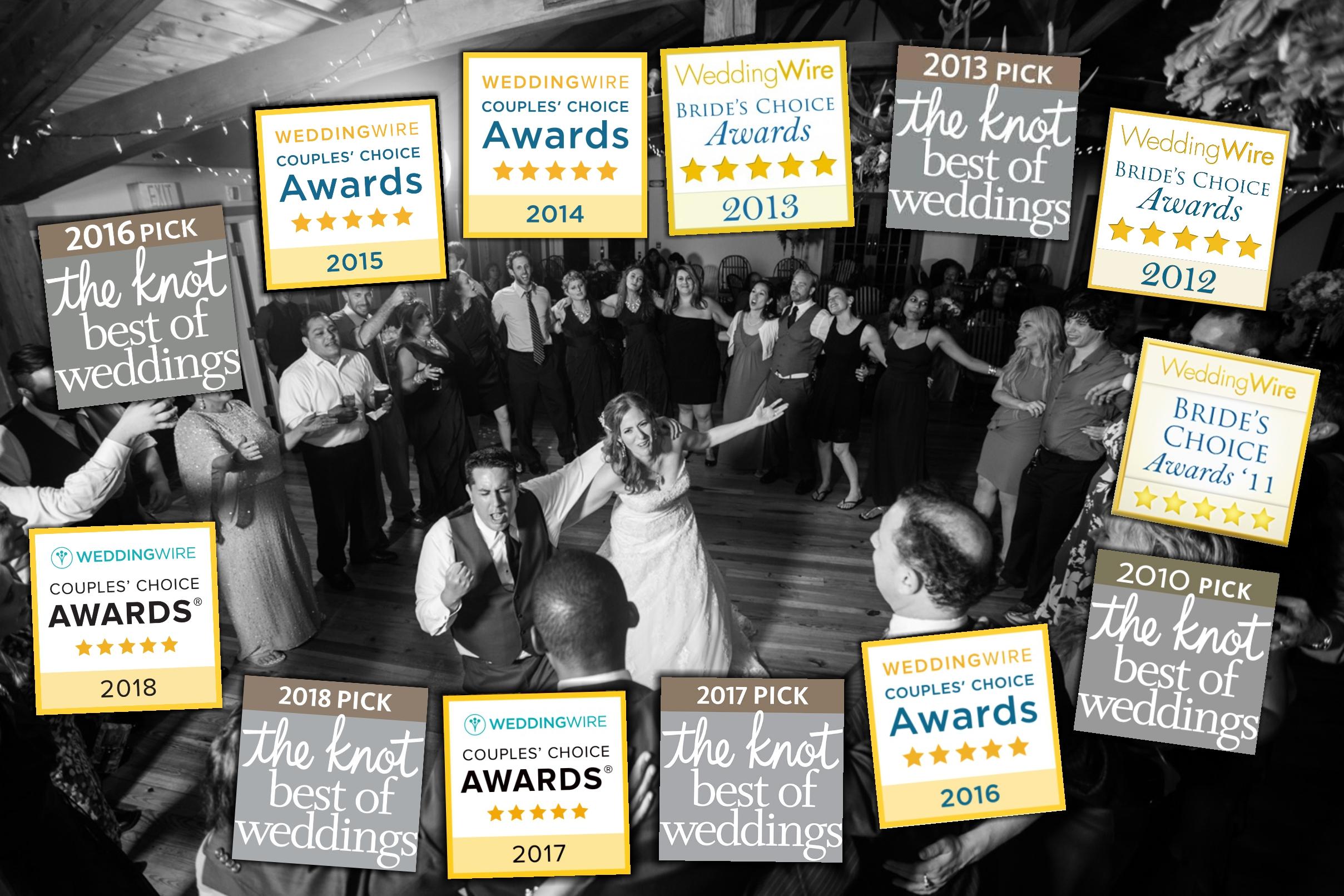 Rochester New York's Most Award-Winning Wedding Disc Jockey Service