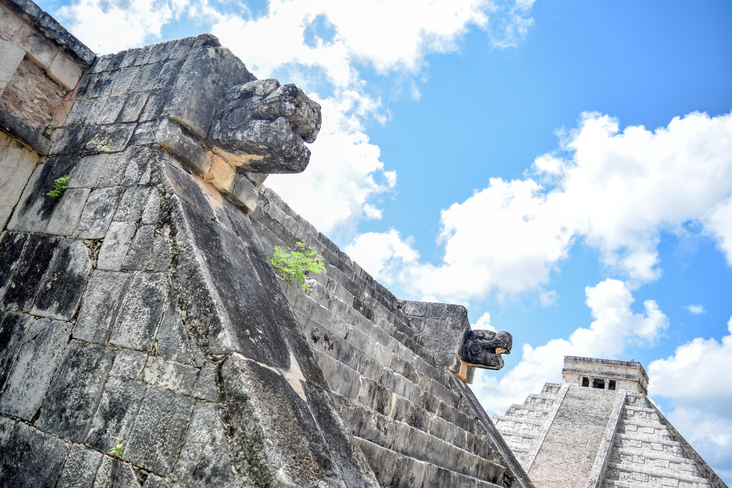 The Ruins of Chichen Itza