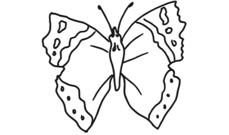 Your customer is a potential butterfly ready to transform.