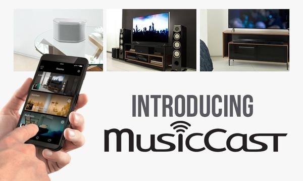 Intro MusicCast