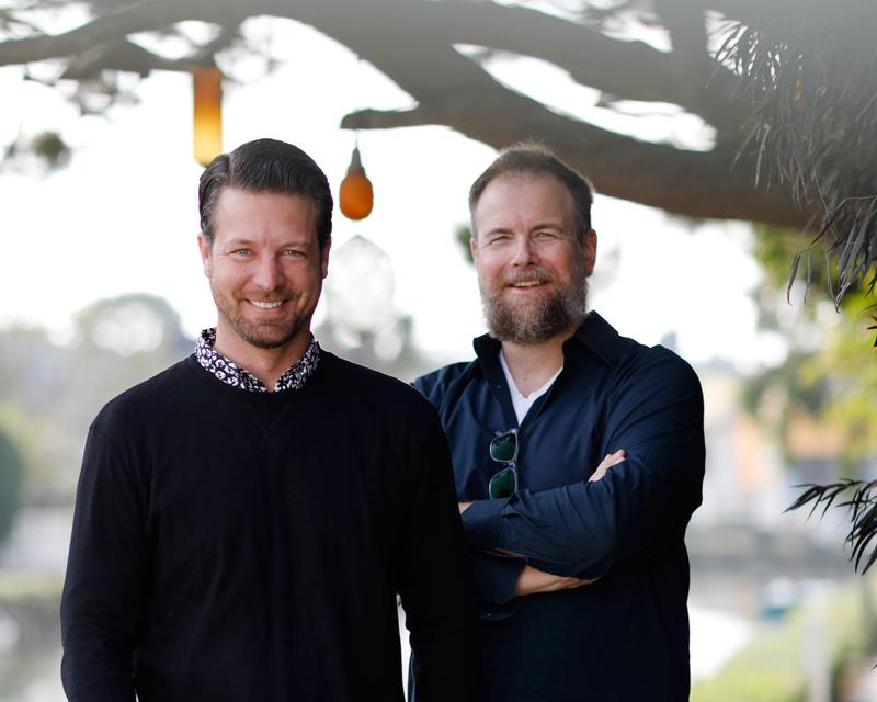 Alex McAfee & Drew Mabry, F&L Founding Partners