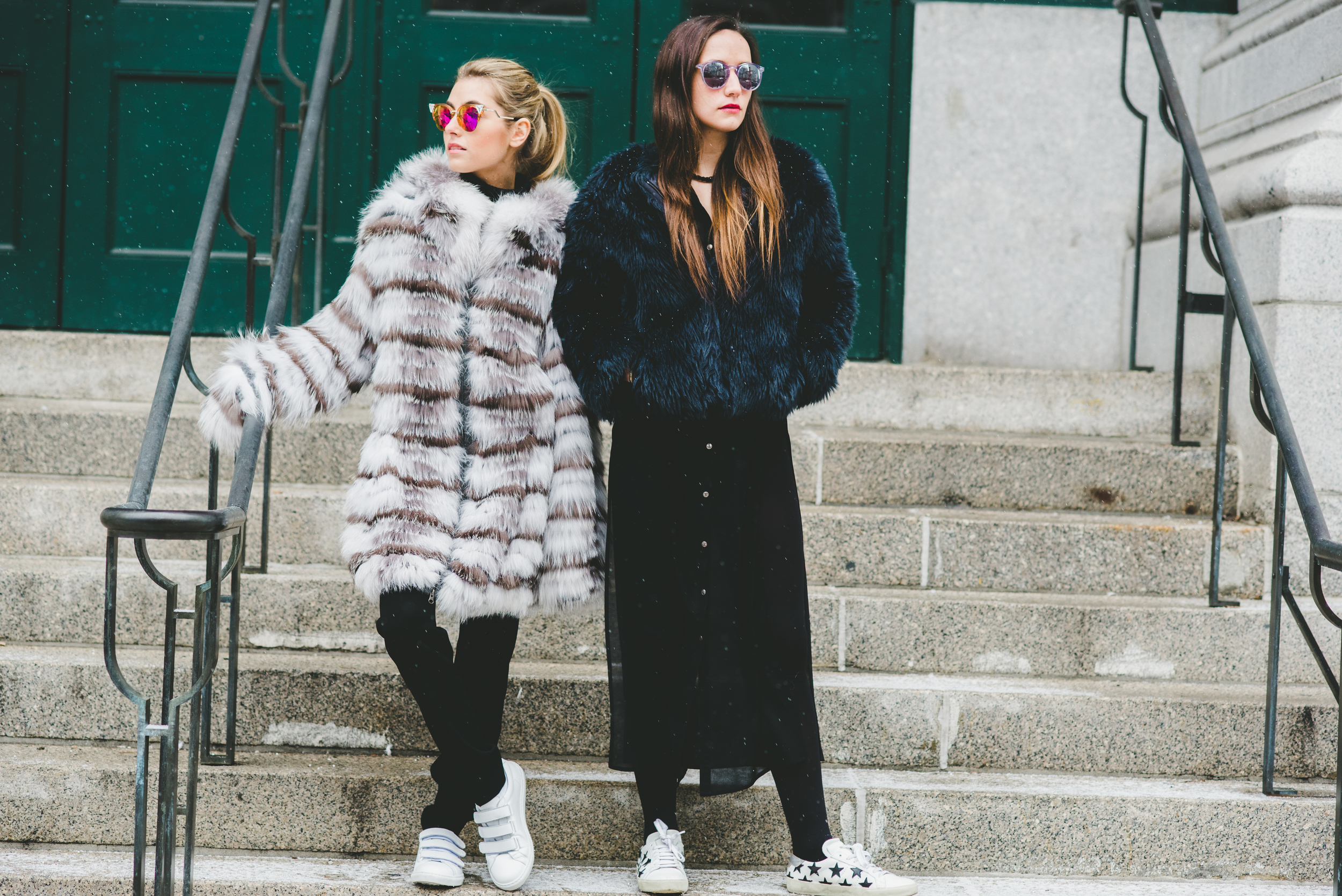 NYC and Brooklyn Street Style