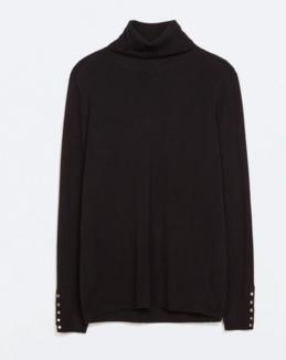 Zara Turtleneck Sweater